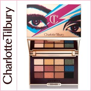 ONE LEFT NEW Charlotte Tilbury The Icon Palette